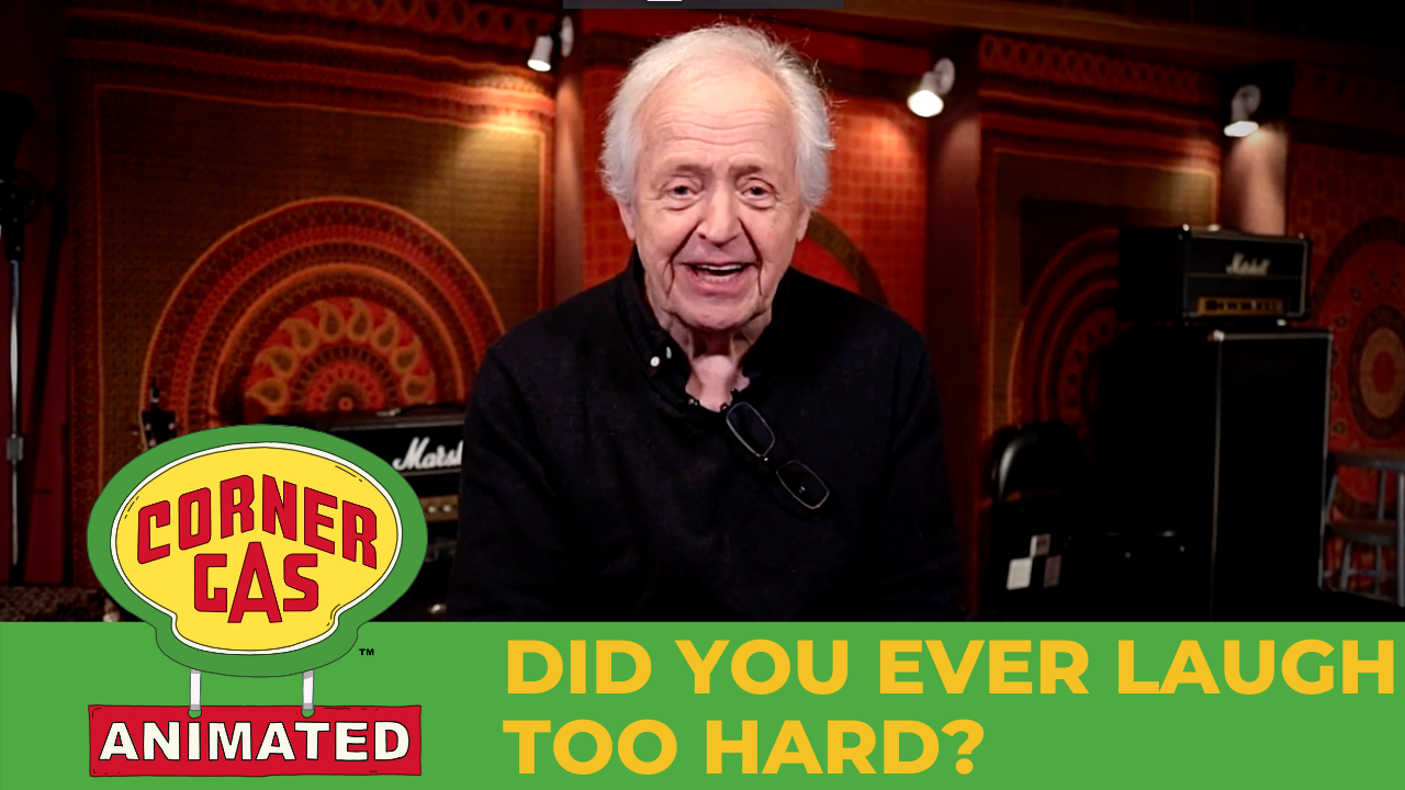 Fans Ask: Did you ever laugh too hard?