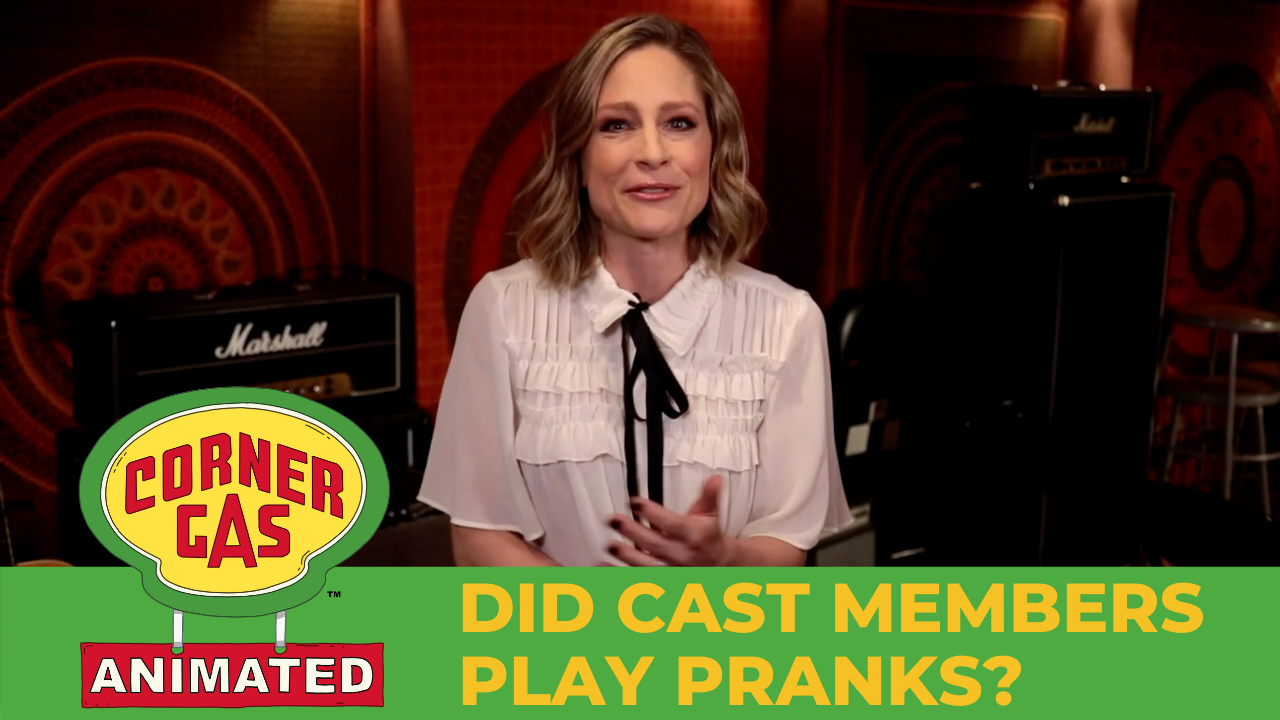 Fans ask: Did the cast play pranks