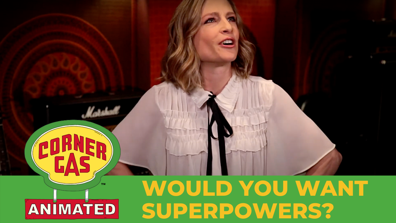 Fans Ask: Would You Want Superpowers