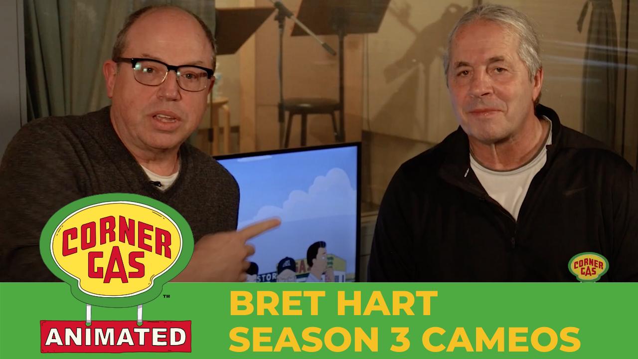 Bret Hart Cameo