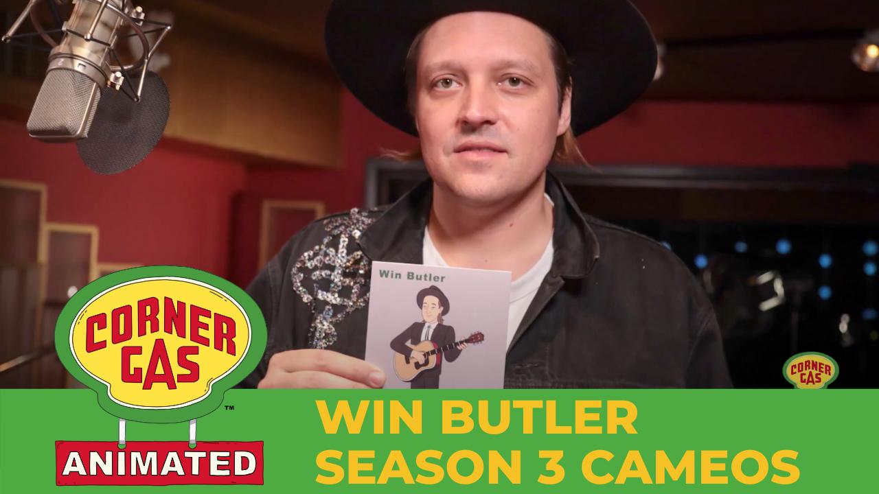 Win Butler Cameo
