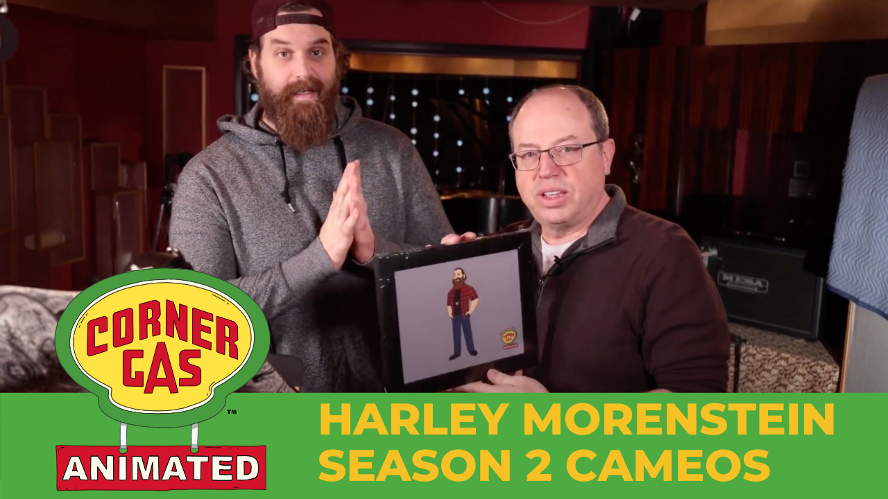 Harley Morenstein Cameo