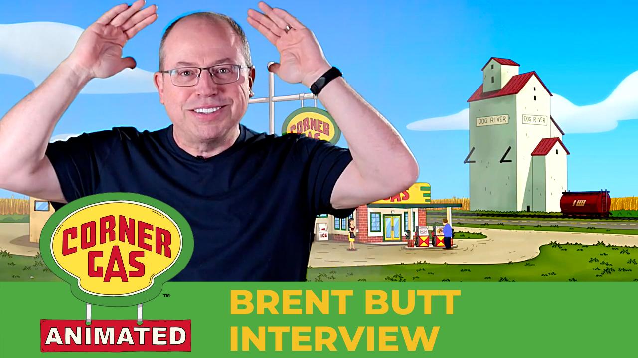 Brent Butt Interview