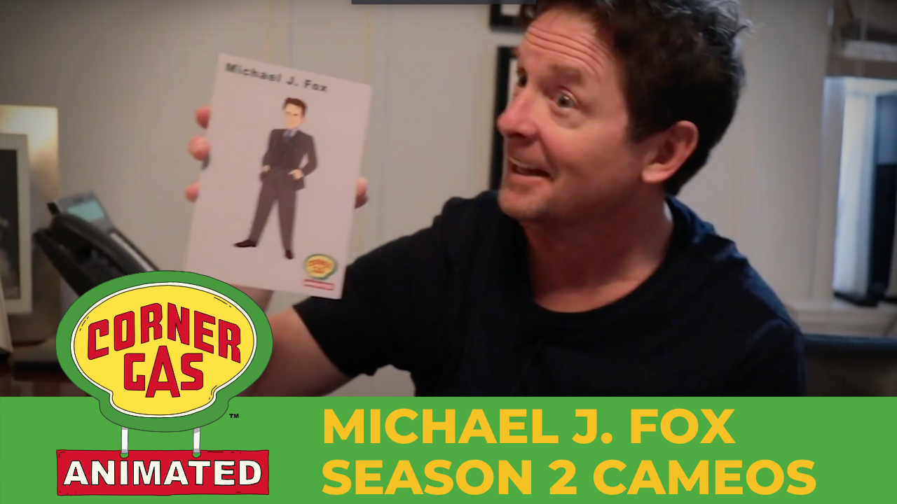 Michael J Fox Cameo