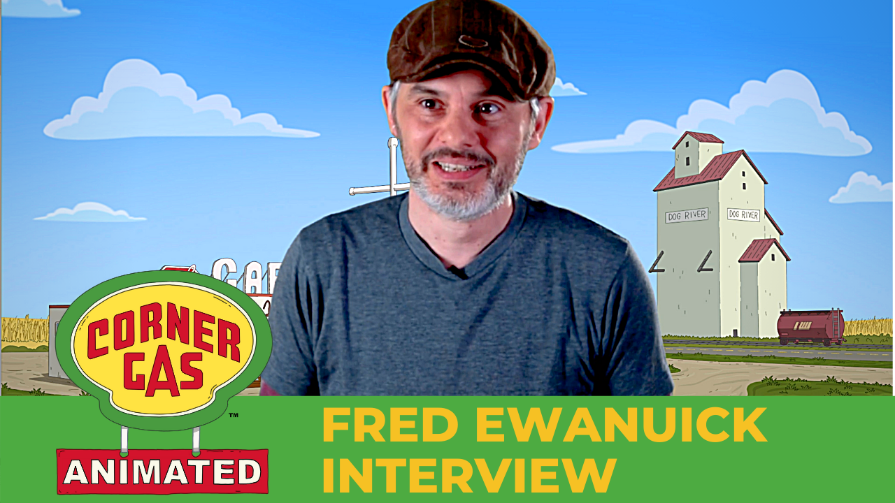 Fred Ewanuick Interview