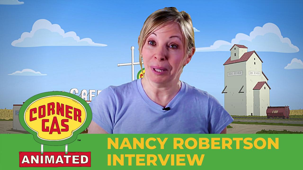 Nancy Robertson Interview