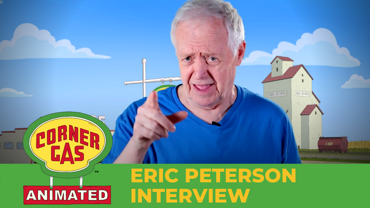 Eric Peterson Interview
