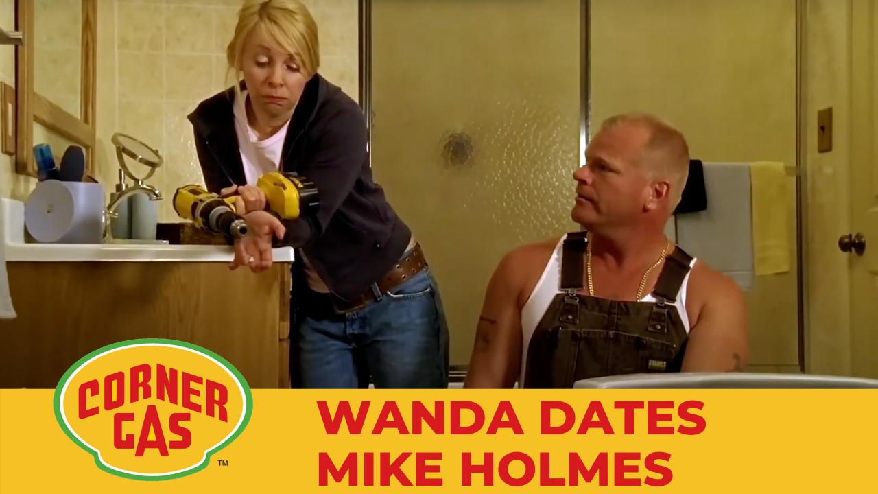 Corner Gas Season 6 Mike Holmes Cameo