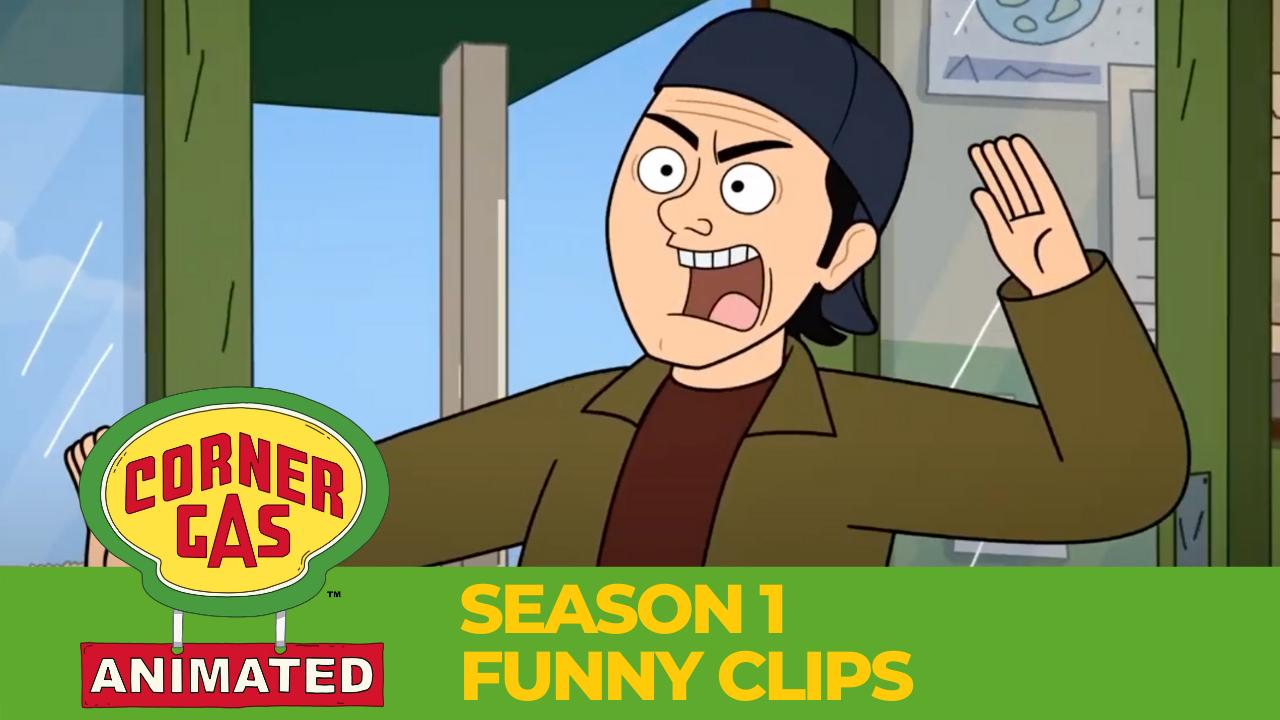 Season 1 Funny Clips