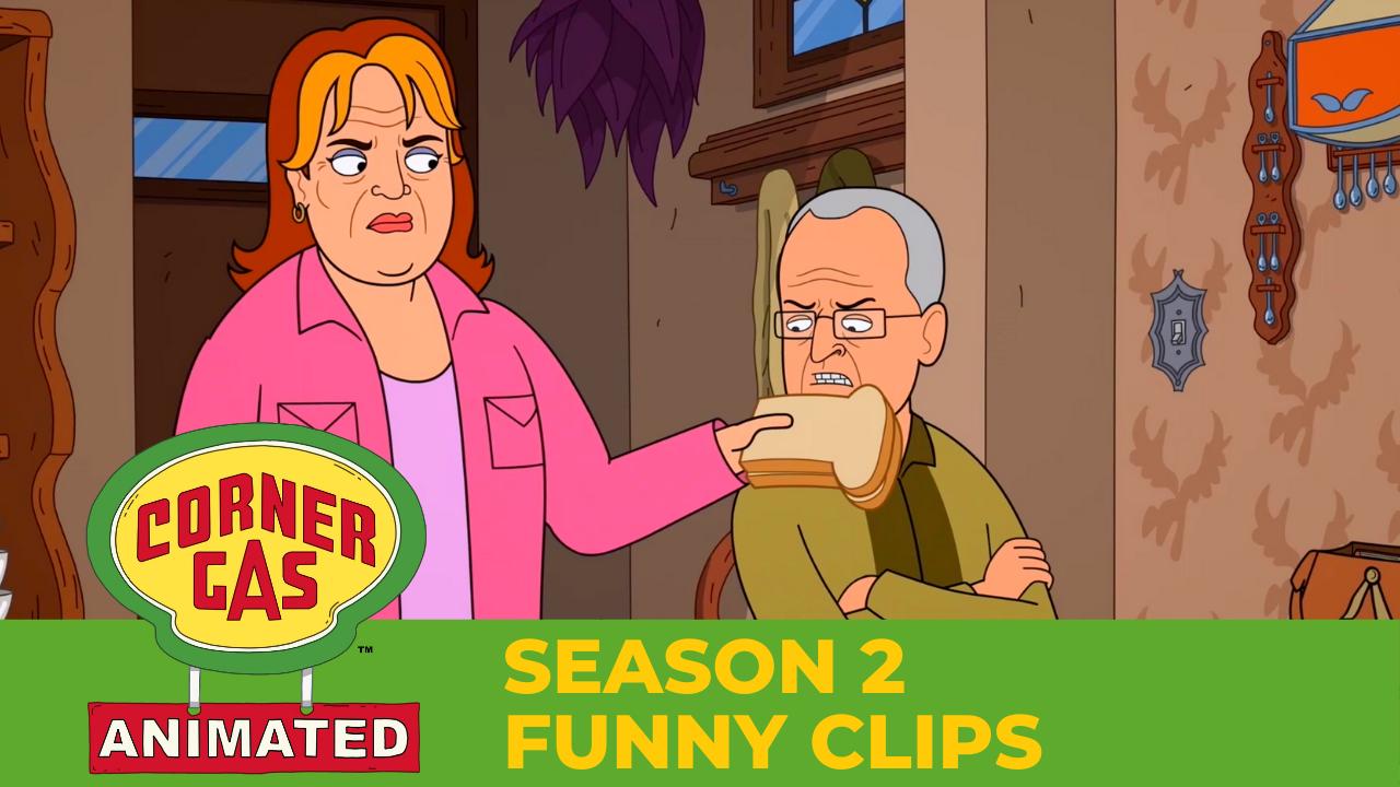 Season 2 Funny Clips