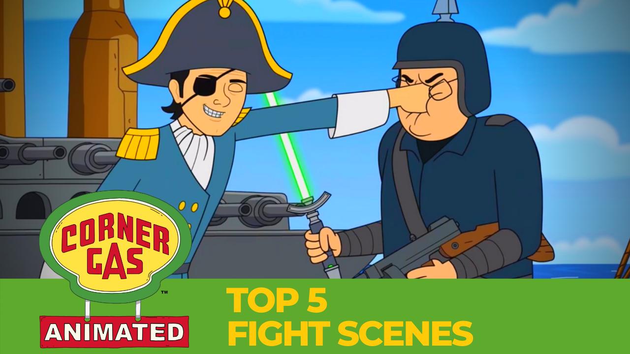 Top 5 Fight Scenes