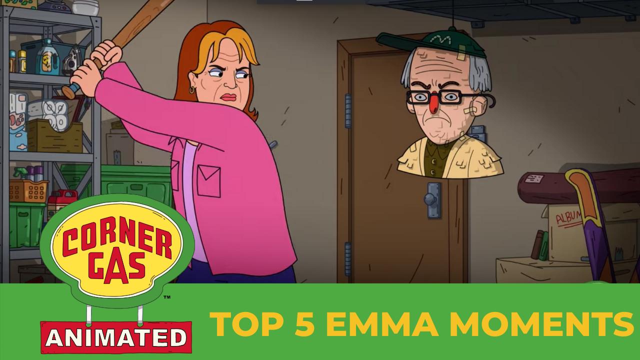 Top 5 Emma Moments