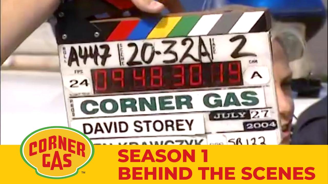 Corner Gas Season 1 Behind the Scenes