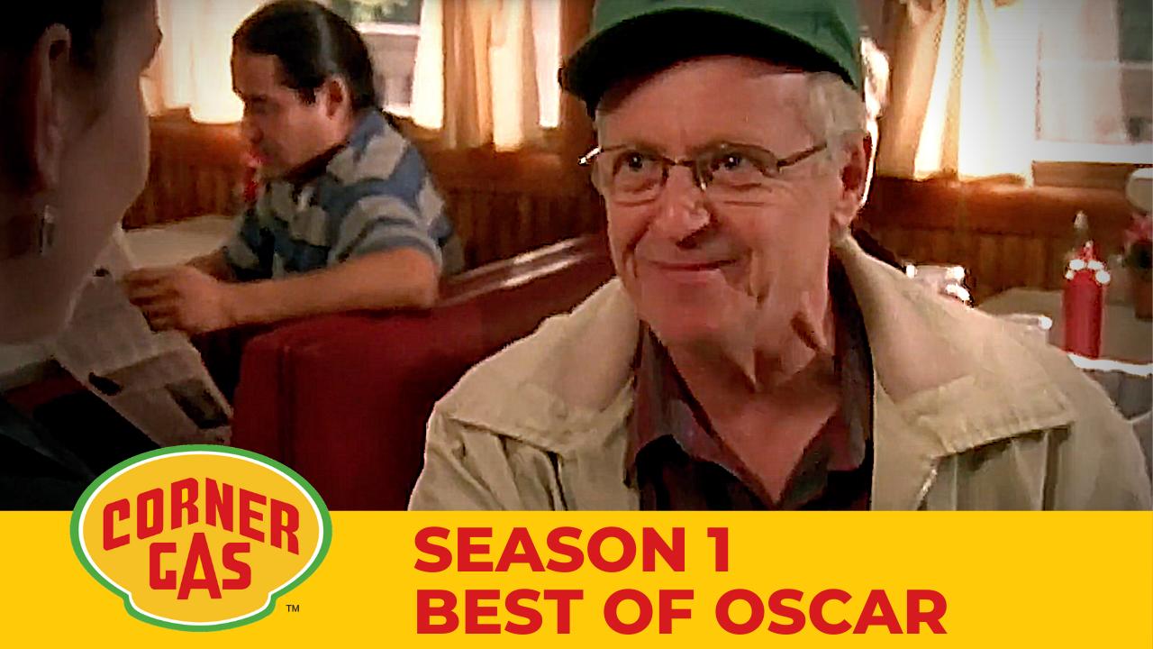 Corner Gas Season 1 Best of Oscar