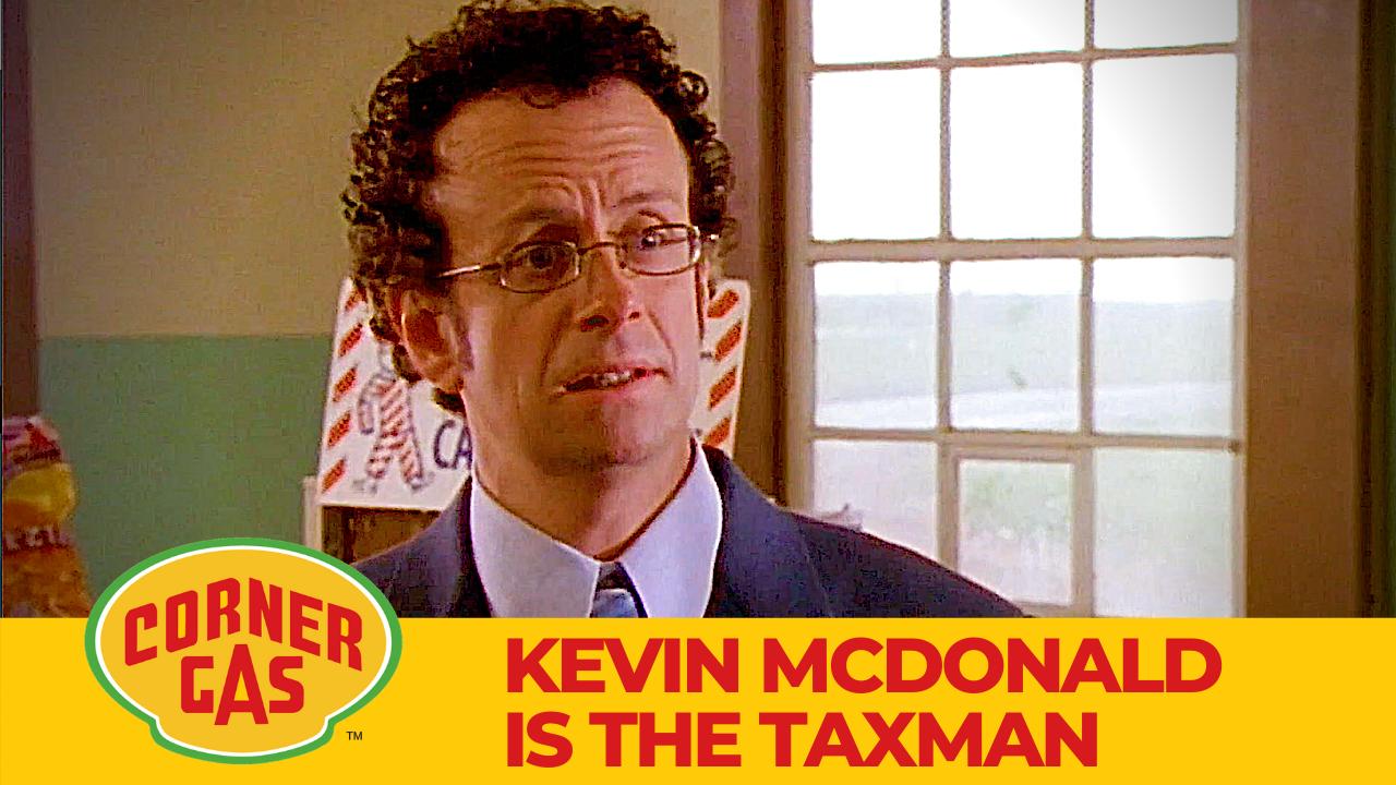 Corner Gas Season 1 Kevin McDonald Cameo