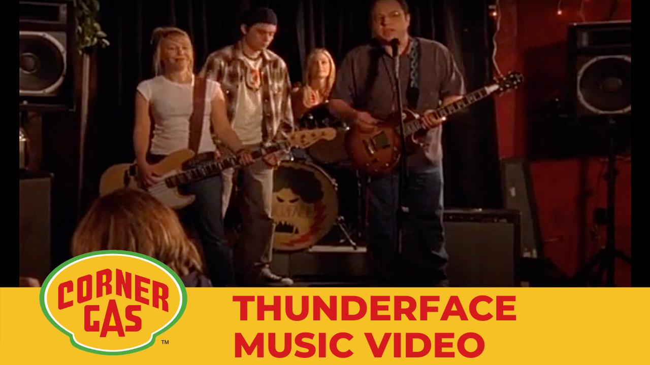 Corner Gas Season 2 Thunderface Music Video