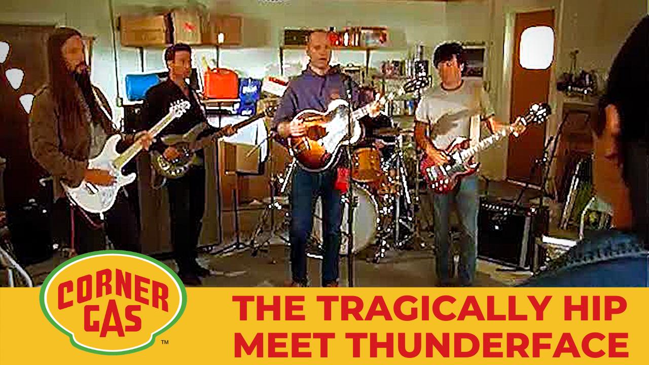 Thunderface Meets Tragically Hip