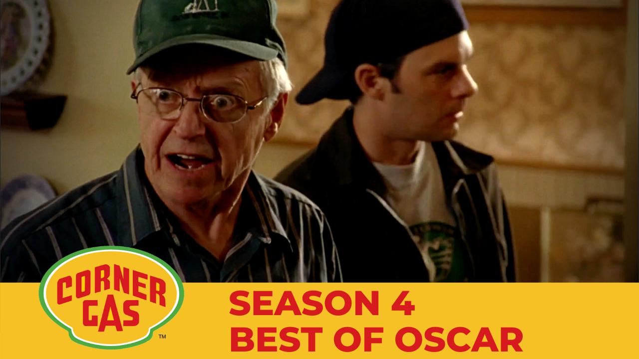 Corner Gas Season 4 Best of Oscar