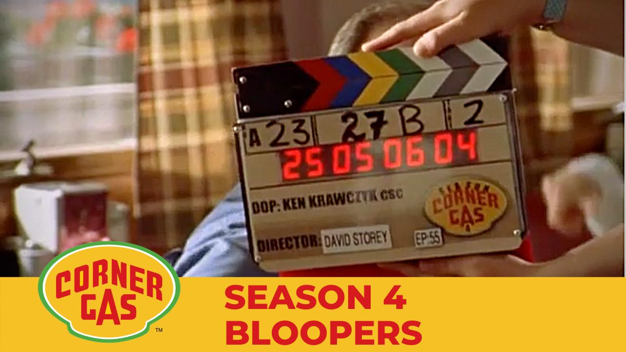 Corner Gas Season 4 Bloopers