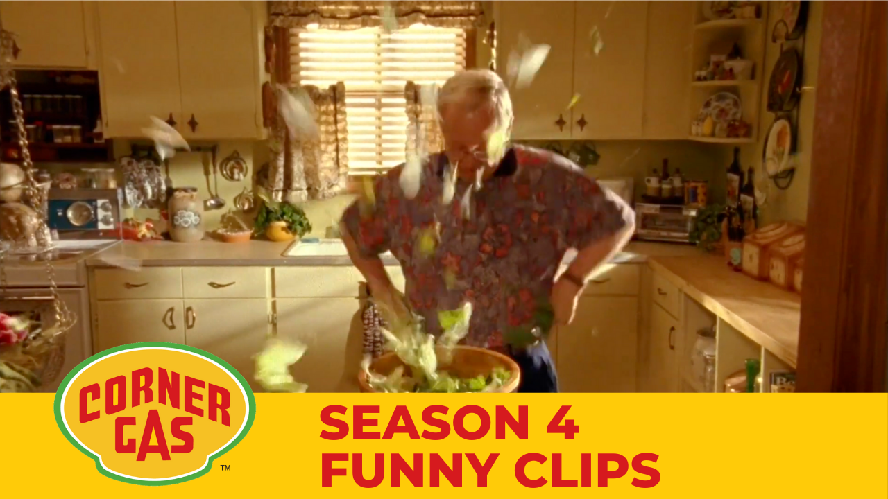Corner Gas Season 4 Funny Clips