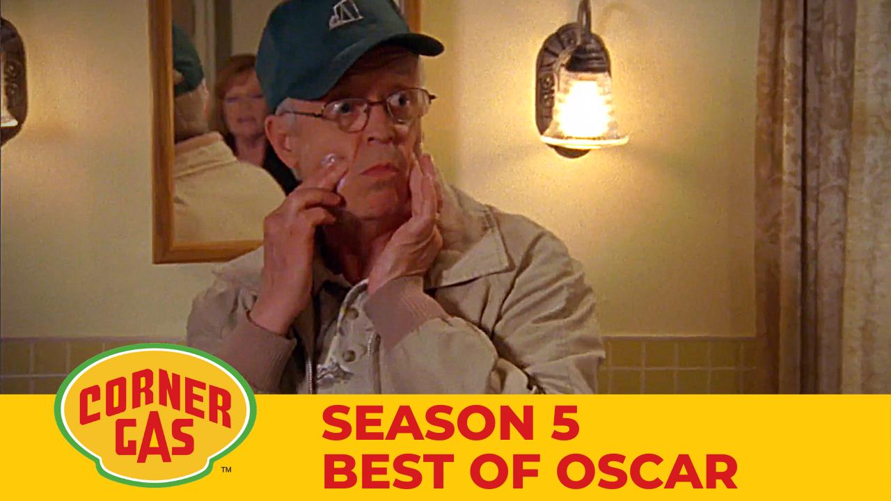 Corner Gas Season 5 Best of Oscar