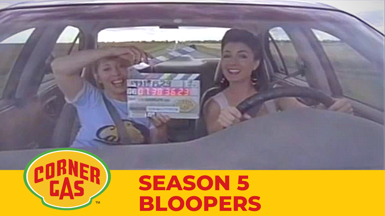 Corner Gas Season 5 Bloopers