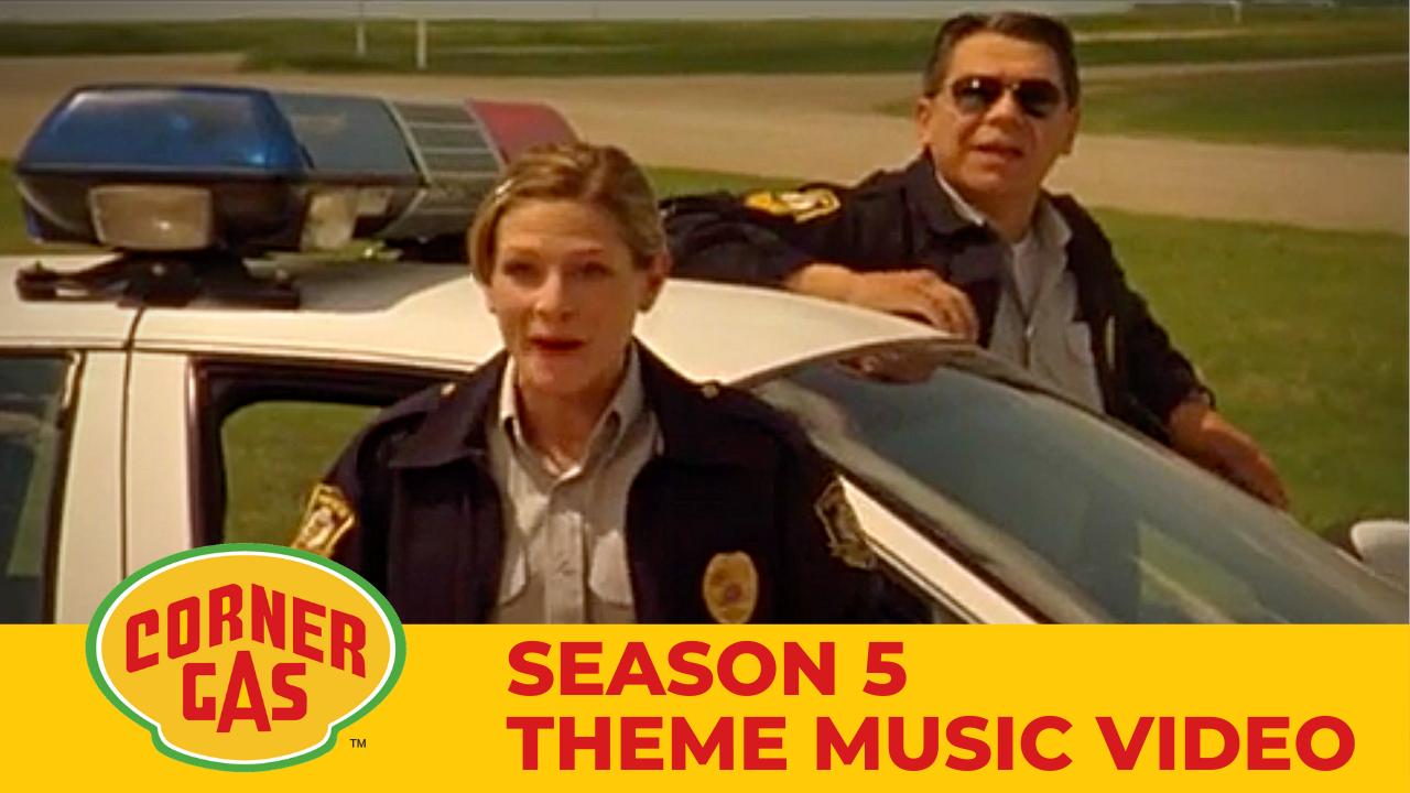 Corner Gas Season 5 Music Video