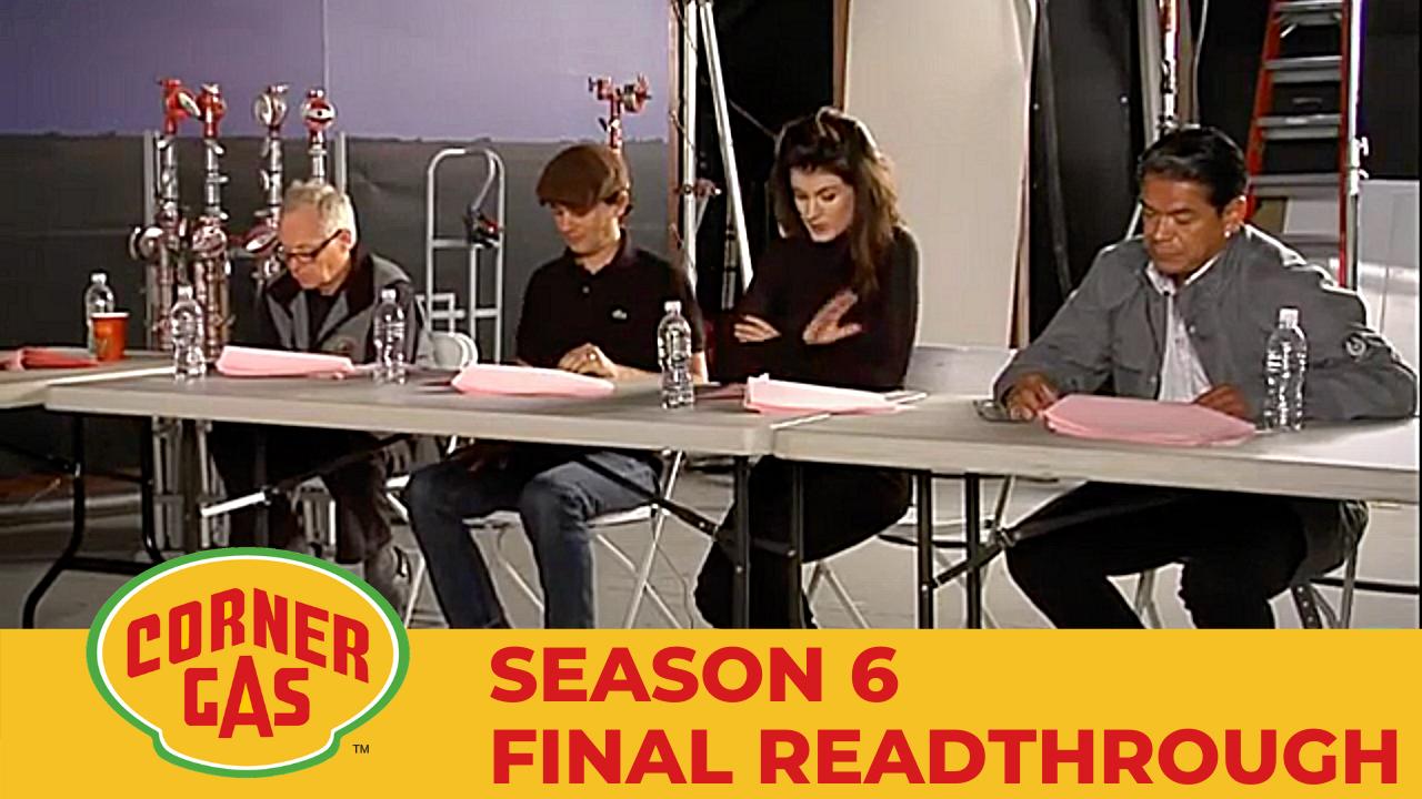 Season 6 Final Readthrough
