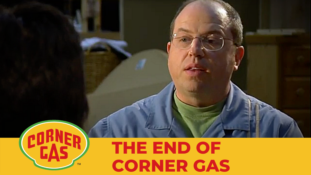 The End of Corner Gas