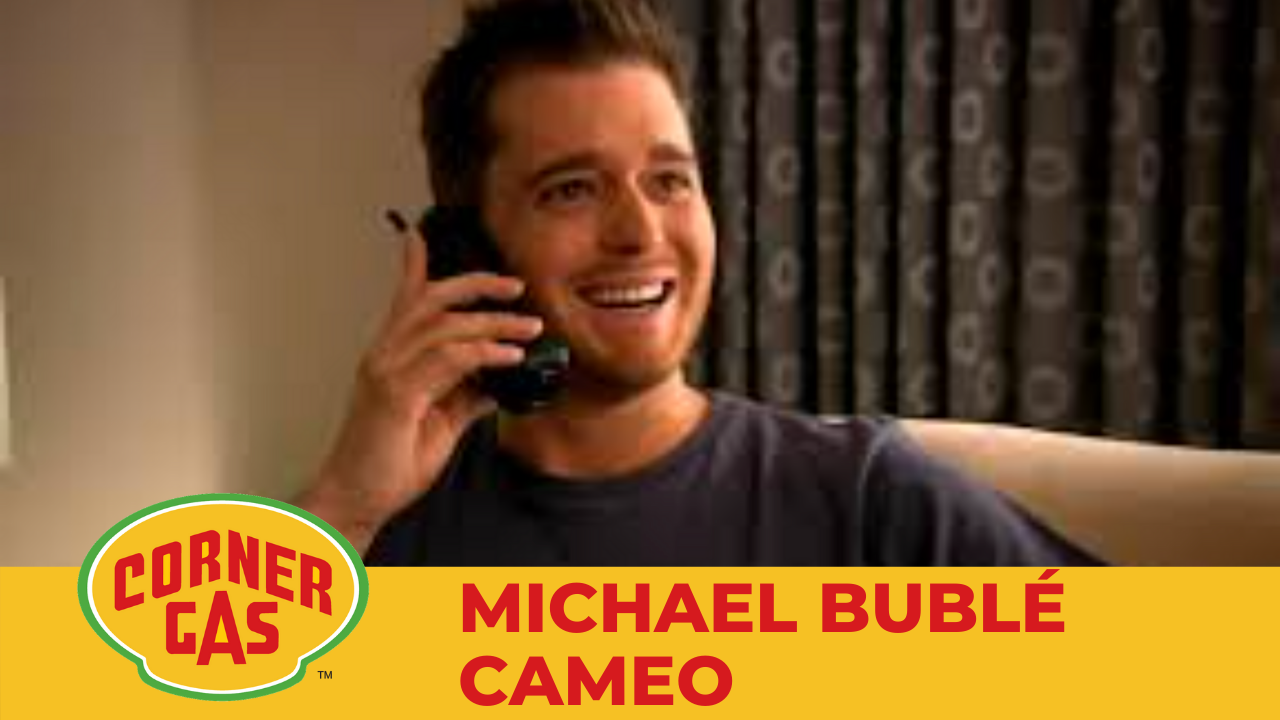 Corner Gas Season 6 Michael Buble Cameos