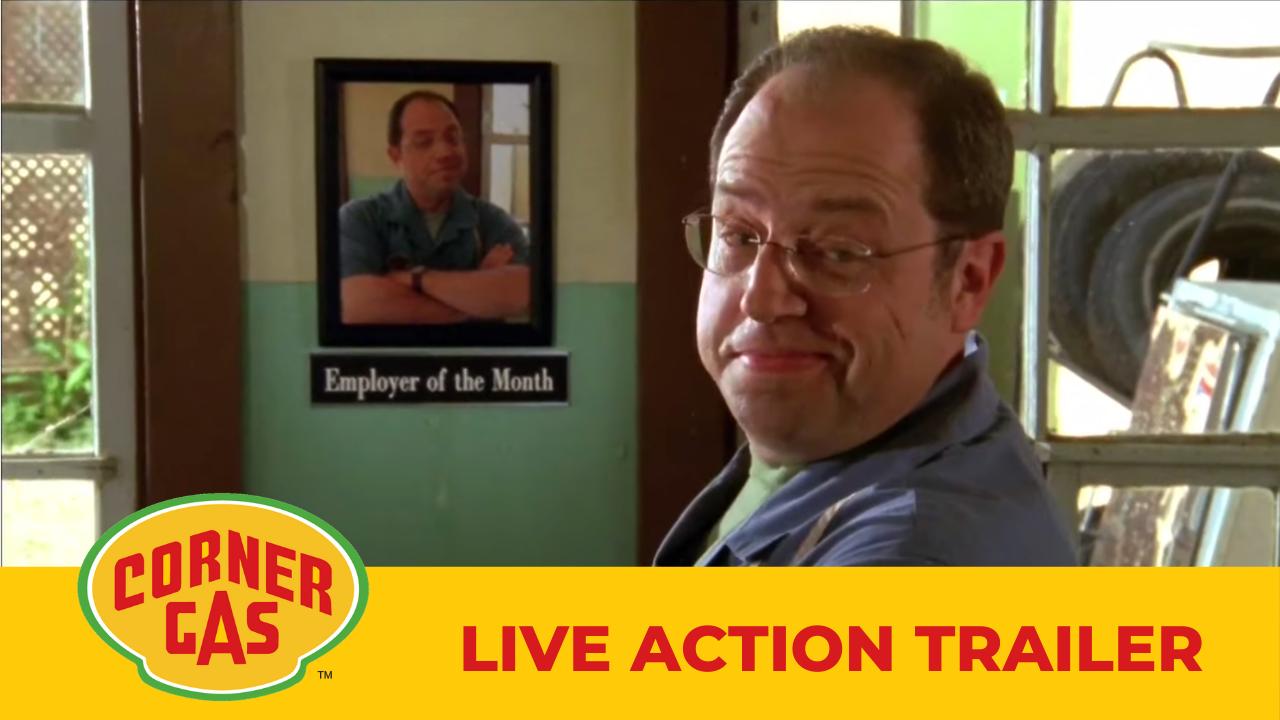 Corner Gas Live Action Trailer