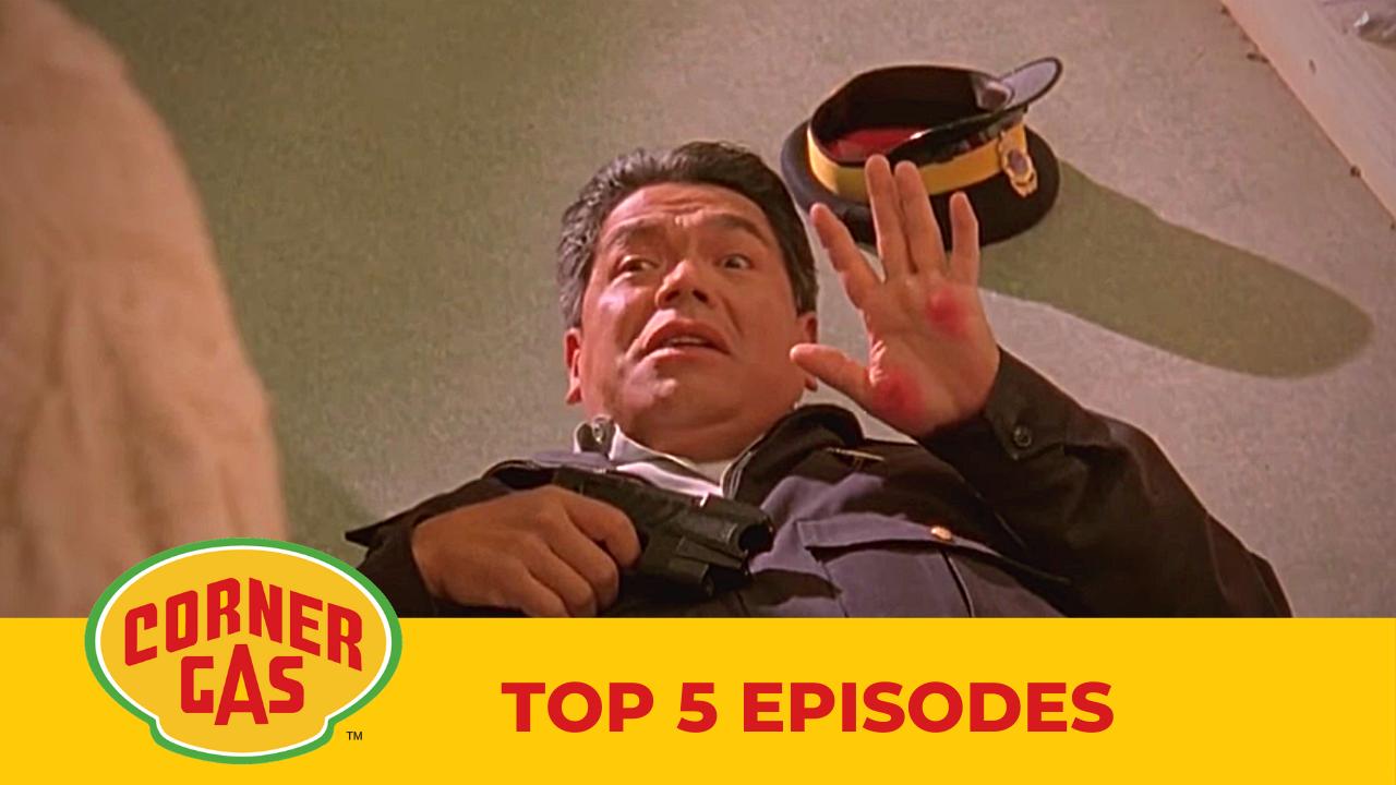 Top 5 Corner Gas Episodes